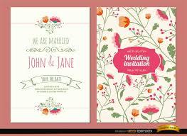 template undangan keren 20 template kartu undangan pernikahan gratis salamun picassa