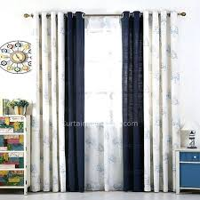 Blackout Navy Curtains Navy Blue And White Curtains Navy Blue And White Chevron Blackout