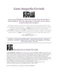 quotes intuition logic lama anagarika govinda free will karma