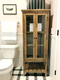 Bathroom Tower Cabinet Bathroom Tower Cabinet Medium Size Of Bathrooms Designslimline