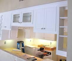 white kitchen cabinet installation c u0026 l design specialists inc