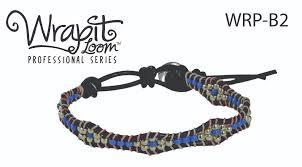 looms bracelet kit images Wrapit loom professional series bracelet kit b2 set rainbow jpg