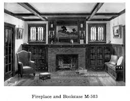 1920s Home Interiors by Bungalow Living Room 1920 U0027s Brick Fireplace Bricks And Window