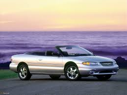 1996 chrysler sebring information and photos zombiedrive