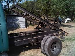 Parts For Bed Frame Dump Bed Mechanism Just Listed Ford Truck Enthusiasts Forums