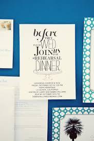 78 best wedding rehearsal dinner invitations images on pinterest