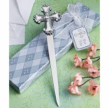 letter opener favors christian favor letter opener gift ideas favors