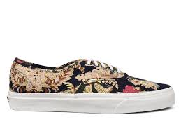 vans authentic ca royal paisley dress blue u2013 bodega