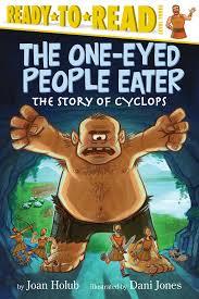 the one eyed people eater book by joan holub dani jones