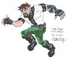 ben 10 000 42 supersketch1220 deviantart