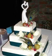 peacock wedding cake topper peacock cakes weddingbee