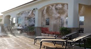Misters For Patio by Hello Summer Hello Outdoor Cooling And Misting Systems