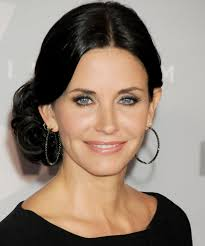 courteney cox through the years blue eyes pop blue eyes and face