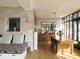 plan de maison avec cuisine ouverte cuisine semi ouverte sur salon galerie avec maison annne avec