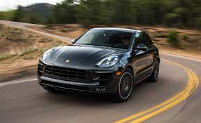 porsche suv inside 2017 porsche macan gts first drive u2013 review u2013 car and driver