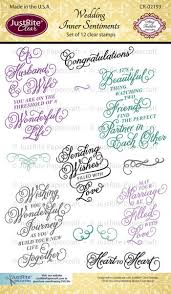 wedding sentiments st simply clear sts wedding wishes the st simply