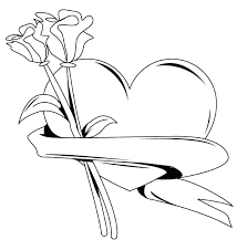 coloring pages with roses rose flower coloring pages rose flower coloring page printable rose