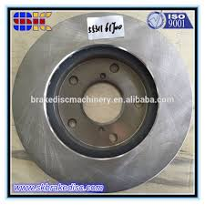 brake disc for ople suzuki oem 5531161j00 5531161j00 china auto