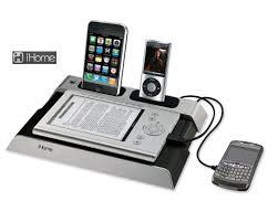 amazon com ihome ib967b charging station for e readers kindle