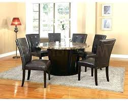 round marble dining table and chairs round marble top dining table lesdonheures com