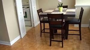furnished apartment toronto 1 bedroom x large 514 youtube