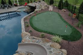 synthetic turf putting green pictures southwest greens delaware