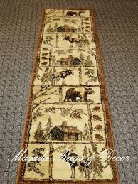 Lodge Style Area Rugs Cabin Style Rugs Roselawnlutheran