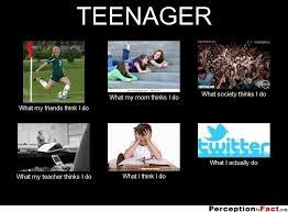 Teenager Meme - untitled