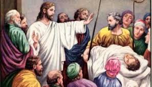Jesus Healed The Blind Man Jesus Heals Two Blind Men Lord Of The Sick Saviour Of The World