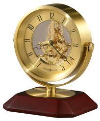 desk clock howard miller solomon desk clock 645674