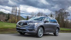 Acura Sports Car Price 2017 Acura Mdx Sport Hybrid Road Test With Horsepower Specs