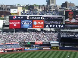 Yankee Stadium Floor Plan Yankee Stadium New York Yankees Ballpark Ballparks Of Baseball