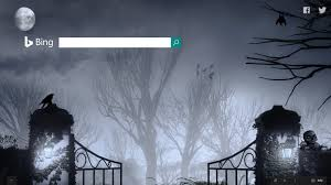 bing dogpile u0026 search industry halloween home pages