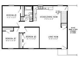 ranch floor plans floor plans