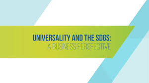 universality and the sdgs a business perspective sustainable