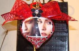 twilight ornaments handmade tributes to edward cullen