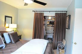 Storage Solutions For Small Bedrooms by Our Master Bedroom Tricks To Make It Feel Bigger U0026 Organized