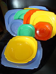 homer laughlin vintage vintage homer laughlin riviera 11 pieces colors yellow