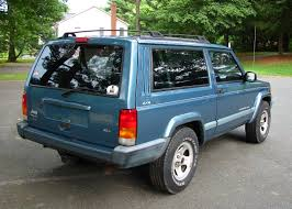 jeep cherokee chief blue daily turismo auction watch 1999 jeep cherokee sport xj