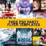 free event poster templates free flyer design templates photoshop evozym com