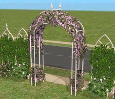 wedding arches in sims 4 wedding arch 1 sims 2 weddings arches flower decorations