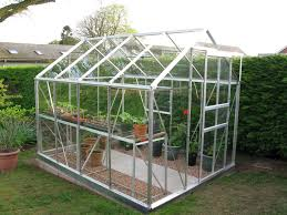 6ft X 8ft Greenhouse Simplicity Classic 6x8 Starter Package Greenhouse
