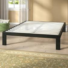 Platform Metal Bed Frame Foundation Bed Frame Platform Metal Bed Frame Mattress Foundation
