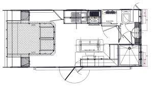 Caravan Floor Plans Forum Caravan U0026 Motorhome Rv Tips Travel Camping Swap