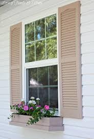 diy window flower boxes 34 best window boxes images on pinterest window boxes window