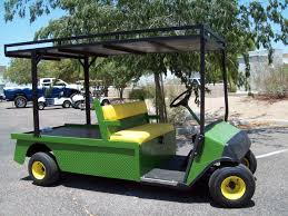 carts for apartment complexes