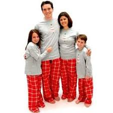 and winter matching pajamas for the whole family polyvore