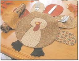 turkey placemats turkey placemat pattern free so for next year