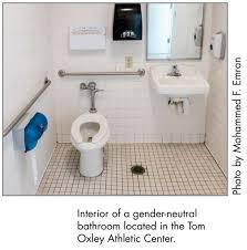 Gender Neutral Bathrooms On College Campuses Breaking Neutral Ground U2013 University Press