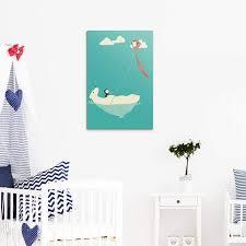 tableaux chambre bébé tableau chambre bébé bleu collection enfant